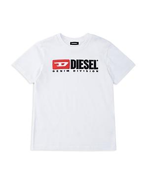 Diesel Boys' Logo Tee - Big Kid