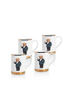 Ralph Lauren - Thompson Mugs, Set of 4