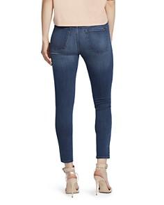 Ella Moss - High-Rise Cropped Skinny Jeans in Sam