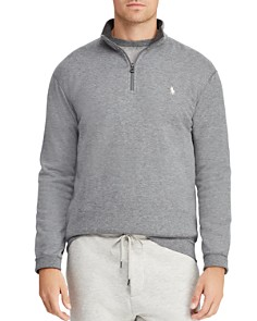 Polo Ralph Lauren - Quarter-Zip Pullover Sweater