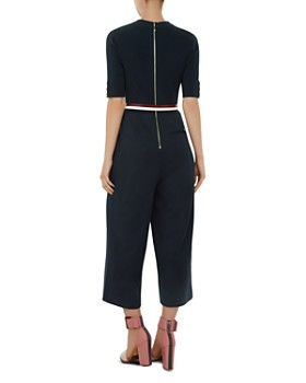 Ted Baker - Colour by Numbers Lesliee Wide-Leg Jumpsuit