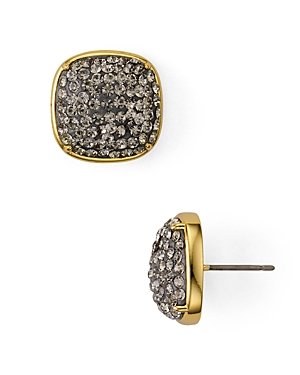 kate spade new york Pave Encrusted Stud Earrings