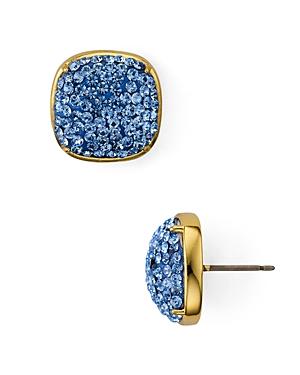 kate spade new york Pave Encrusted Stud Earrings