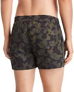 HUGO - Grenada Camouflage-Print Swim Shorts