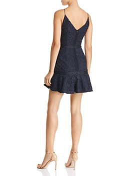 Keepsake - Utopia Lace Mini Dress