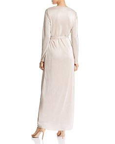 WAYF - Noami Maxi Wrap Dress