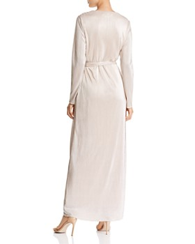 WAYF - Noami Maxi Wrap Dress