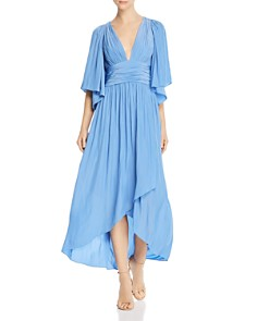 Ramy Brook - Kinslie Ruched Maxi Dress