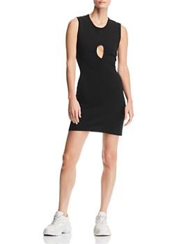 alexanderwang.t - High Twist Jersey Dress