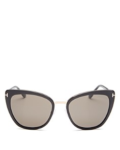 Tom Ford - Women's Simona Cat Eye Sunglasses, 57mm