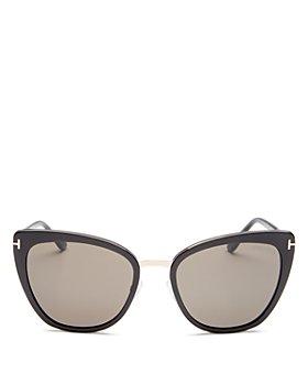 Tom Ford - Women's Simona Cat Eye Sunglasses, 57mm