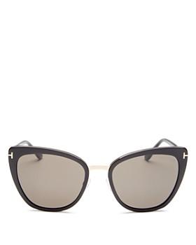 Tom Ford - Women s Simona Cat Eye Sunglasses, ... 89e90cefe4