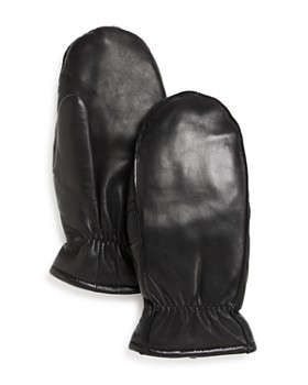 Fownes - Leather Mittens