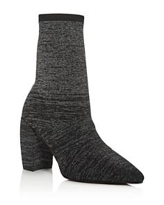 Kenneth Cole - Women's Alora High Block-Heel Booties - 100% Exclusive