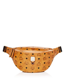 MCM - Fursten Visetos Medium Belt Bag