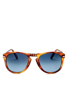 Persol - Men's Steve McQueen Polarized Folding Sunglasses, 55mm