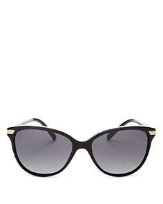 Burberry - Women's Cat Eye Sunglasses, 57mm
