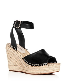 7e815e0c3dff Kenneth Cole - Women s Olivia Espadrille Wedge Sandals ...