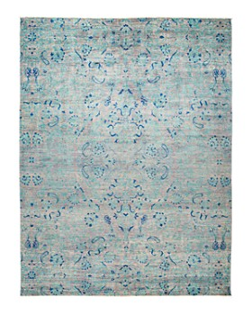 Solo Rugs - Campana Suzani Area Rug Collection