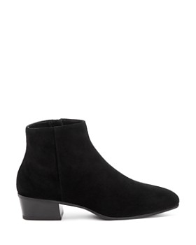 b8d99b4d6b14 ... Aquatalia - Women s Fuoco Pointed Toe Weatherproof Suede Booties