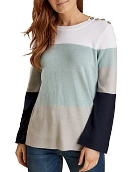 204a42b7869 Barbour - Lorne Color-Blocked Knit Sweater ...
