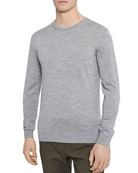 REISS - Wessex Merino Wool Crewneck Sweater