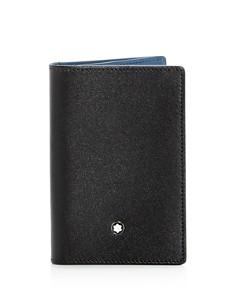 Montblanc - Meisterstück Leather Bi-Fold Card Case