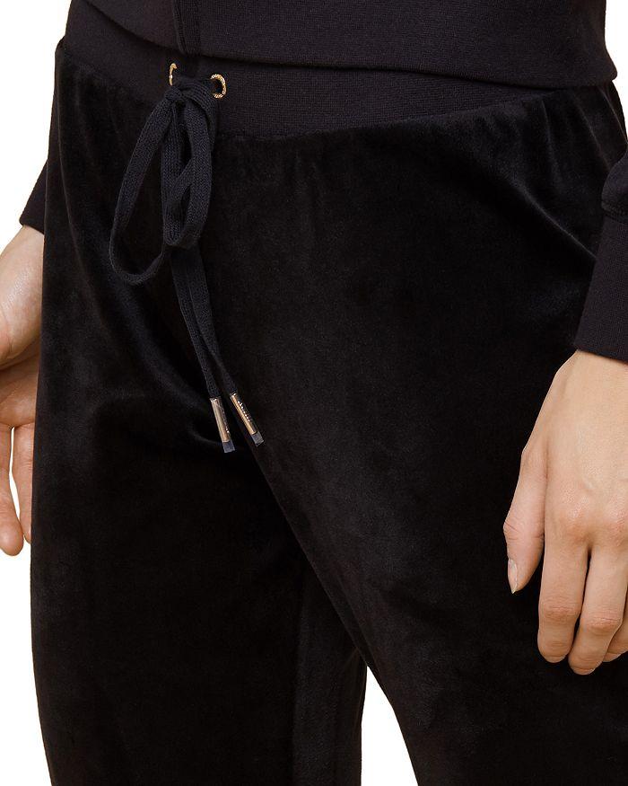 Juicy Couture Black Label - Luxe Zuma Velour Jogger Pants 4384cb5e2