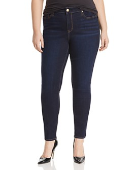 Seven7 Jeans Plus -  Sign Skinny Jeans in Alias