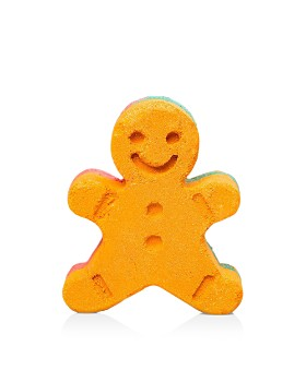 Bath Therapy - Gingerbread Man Bath Bomb