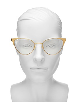 Quay - Women's Song Bird Cat Eye Optical Glasses, 45mm