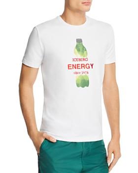 Iceberg - Energy Drink Graphic Tee