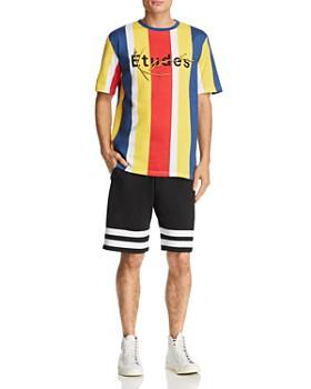 Etudes - x Karl Kani Unity Striped Logo Tee