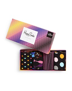 Happy Socks - Celebration Socks Happy New Year Gift Box - 100% Exclusive