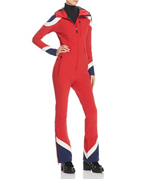 Perfect Moment - Allos Color-Blocked Ski Suit