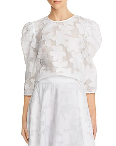MILLY - Emma Floral Top