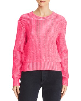 282b2fd0 MILLY - Plaited-Stitch Sweater ...