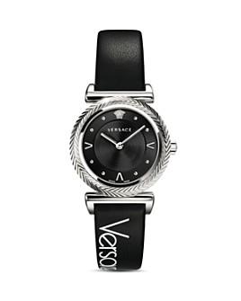 Versace - V-Motif Vintage Logo Watch, 35mm
