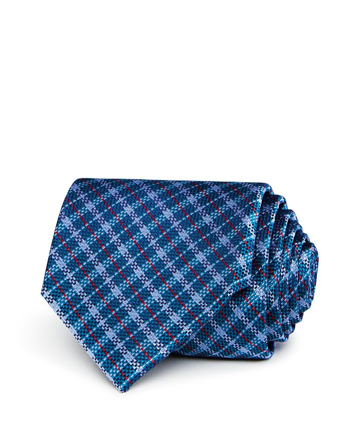 The Men's Store at Bloomingdale's - Plaid Silk Classic Tie - 100% Exclusive