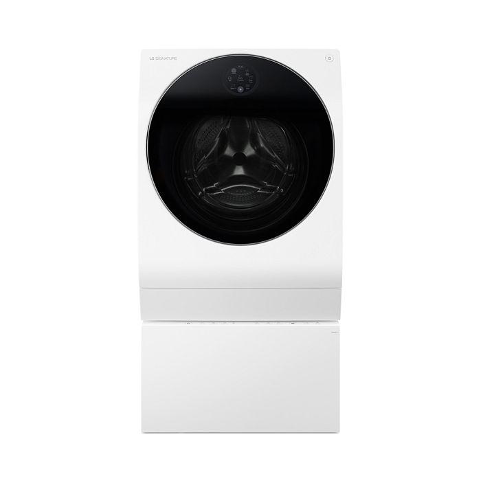 LG SIGNATURE - SIGNATURE Smart Wi-Fi-Enabled Washer/Dryer Combo #LUWM101HWA