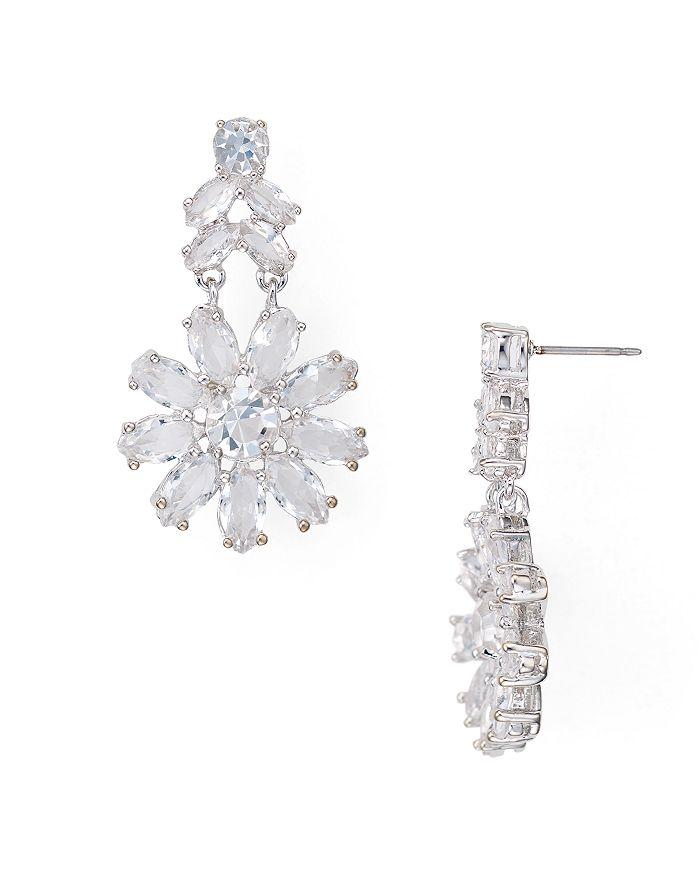 kate spade new york - Crystal Drop Earrings
