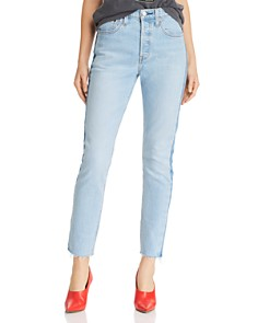 Levi's - 501 Skinny Jeans in Smarty