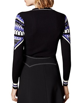 KAREN MILLEN - Fair Isle Sweater