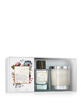 CLEAN Reserve Avant Garden Collection - White Amber & Warm Cotton Holiday Gift Set ($180 value) - 100% Exclusive
