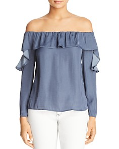 Mexican Blouses Off The Shoulder Bloomingdale S