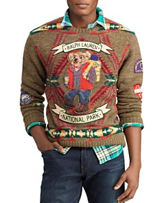 Polo Ralph Lauren - Hiking Bear Sweater