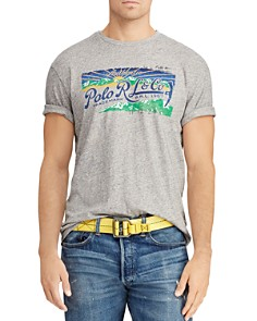 Polo Ralph Lauren - Logo Graphic Classic Fit Tee
