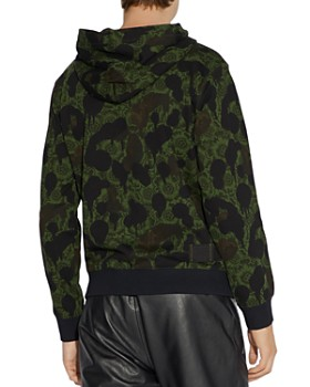 COACH - Wild Beast Embroidered Logo Hooded Sweatshirt