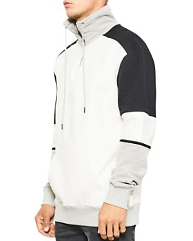 nANA jUDY - Parallax Color-Block Sweatshirt