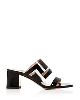 MARION PARKE - Women's Bailey Block-Heel Sandals
